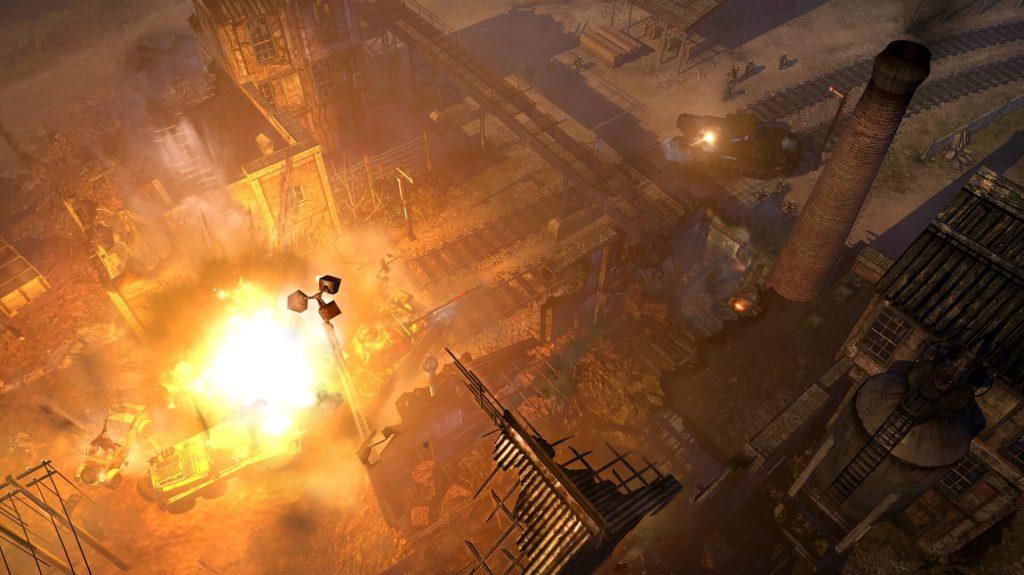 Анонсировано Company of Heroes 2: Британские войска