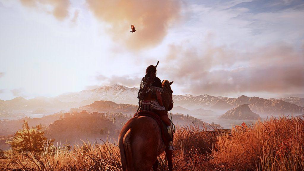 Вышел невероятно реалистичный Reshade для Assassin's Creed Odyssey, с которым картинка выглядит роскошно