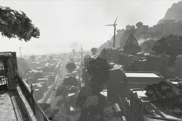 Бесплатное DLC для Dishonored 2 делает мир черно-белым