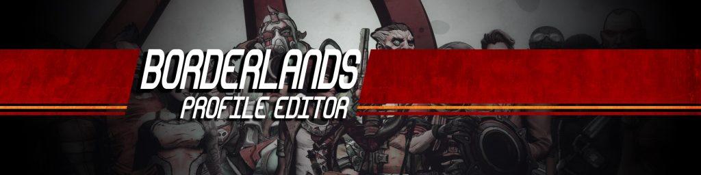 Редактор профиля Borderlands 2
