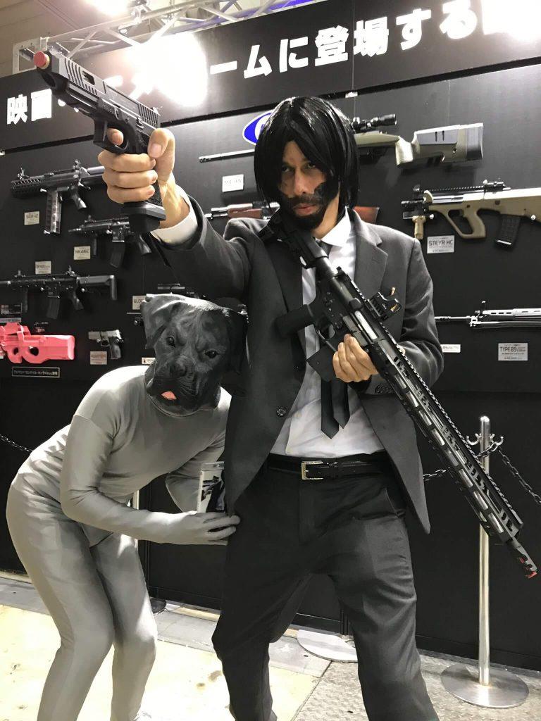 Лучший косплей с Tokyo Comic Con 2018