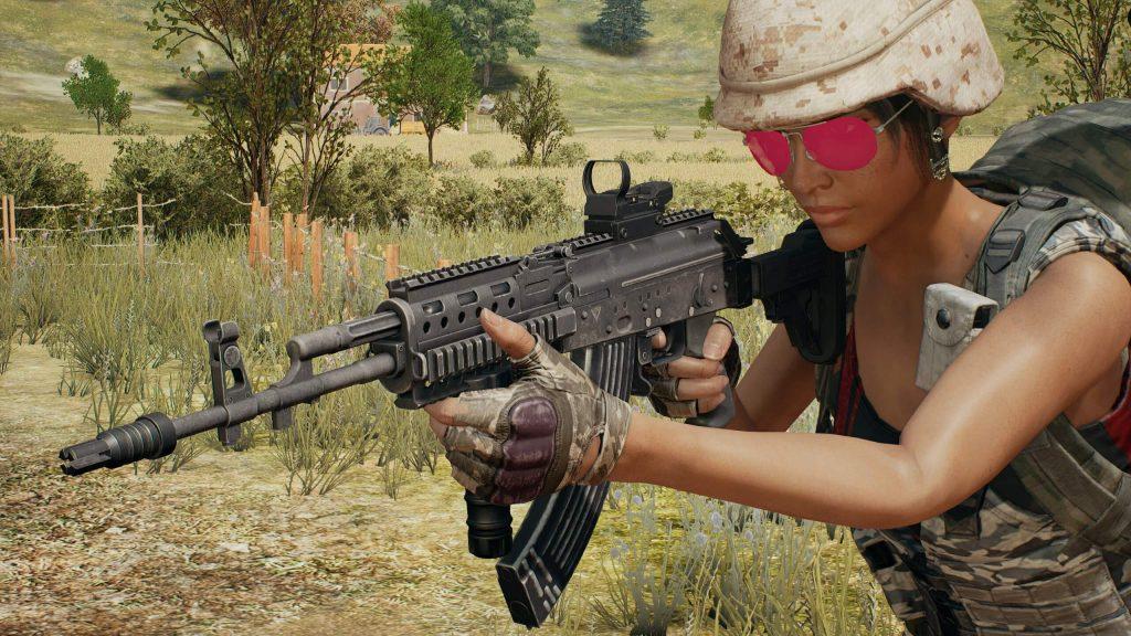 Лучшие режимы стрельбы в PUBG