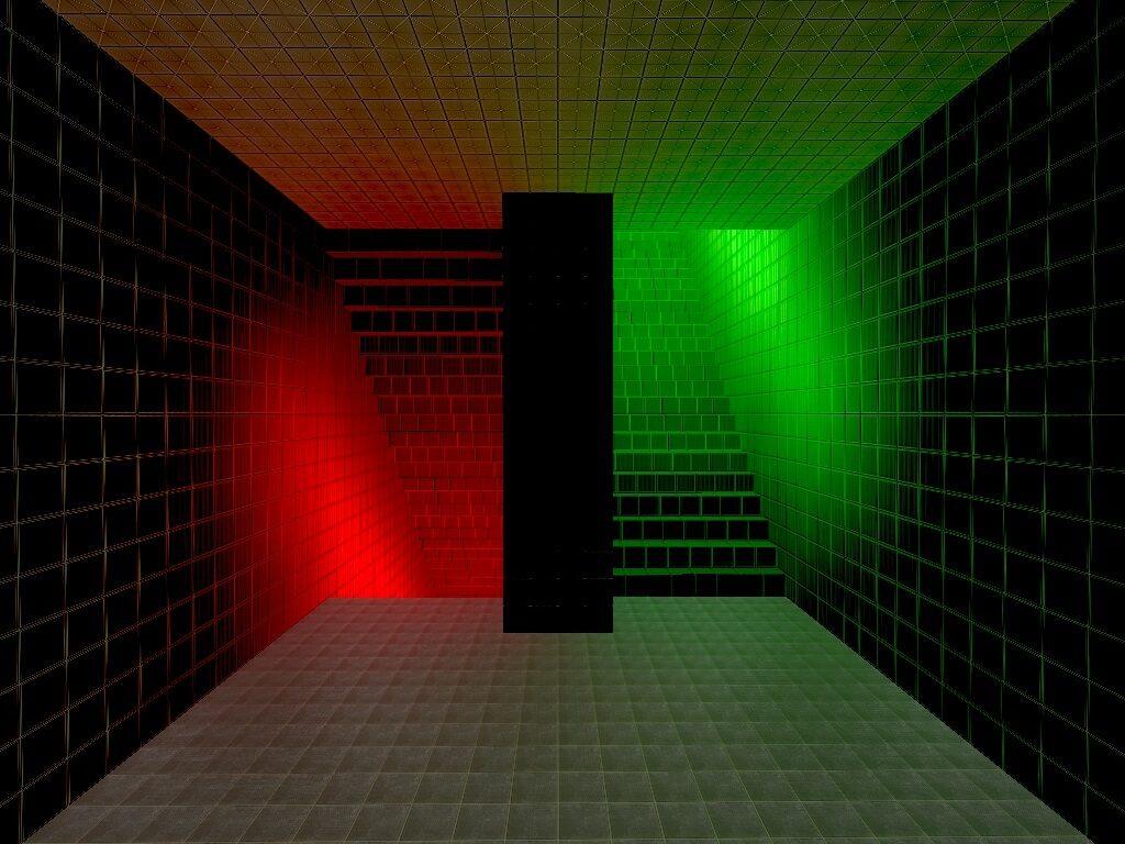 Alternate Dimension of Illusion