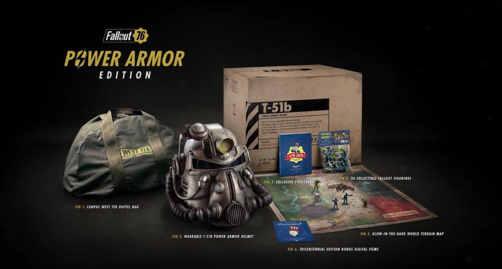 Bethesda пообещала заменить дешёвые нейлоновые сумки из Fallout 76 Power Armor Edition на брезентовые