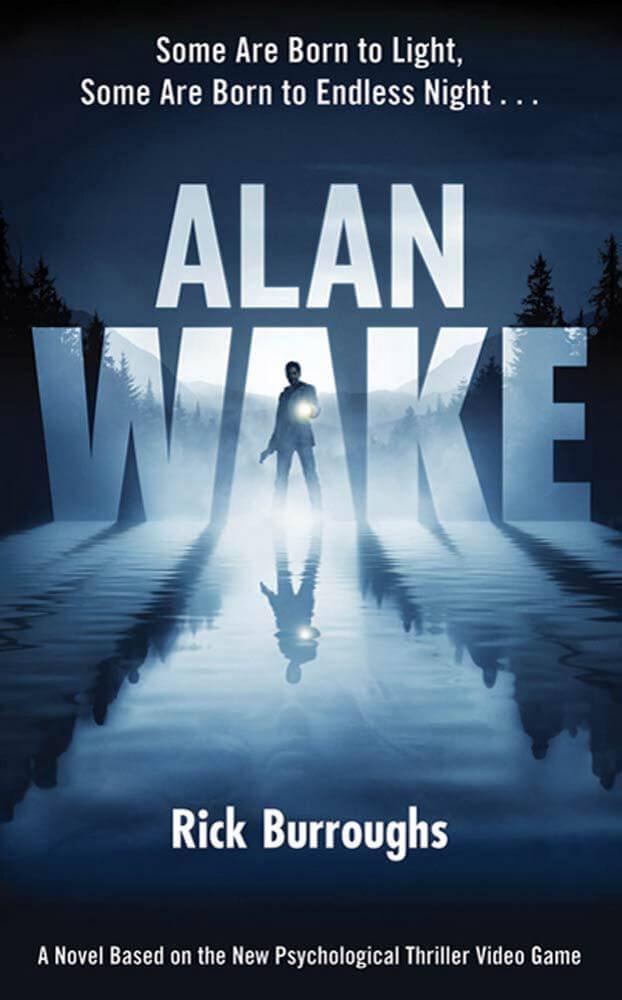 Alan Wake (Rick Burroughs)
