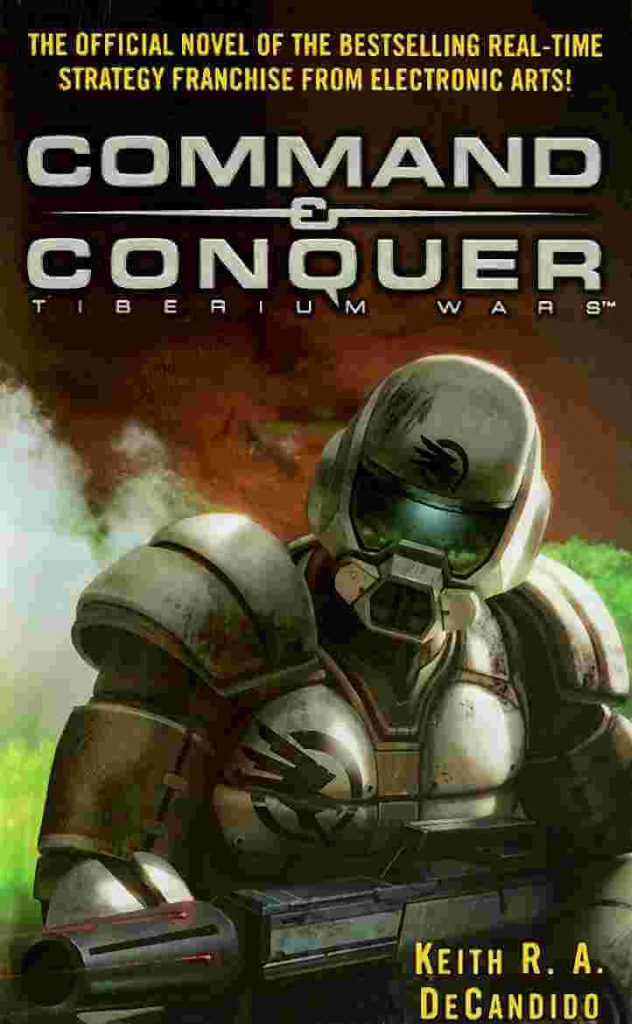 Command & Conquer 3: Tiberium Wars (Keith RA DeCandido)