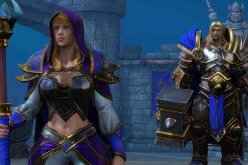 Что ждать от переиздания легендарной WarCraft III?
