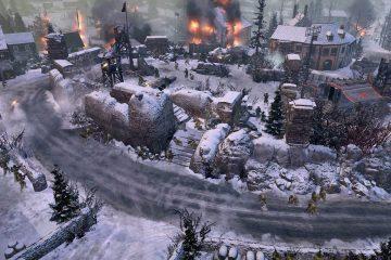 Company of Heroes 2: Наступление в Арденнах