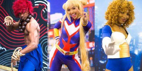 Лучший косплей с Anime Fest @ NYCC x Anime Expo 2018