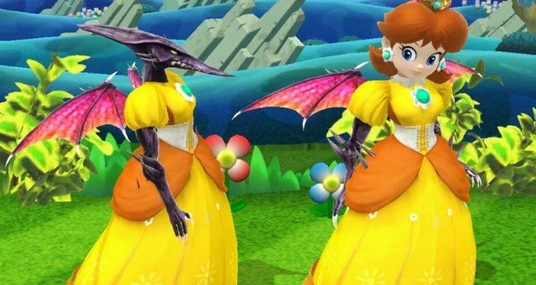 Дейзи Ридли добавили в Super Smash Bros. благодаря моду