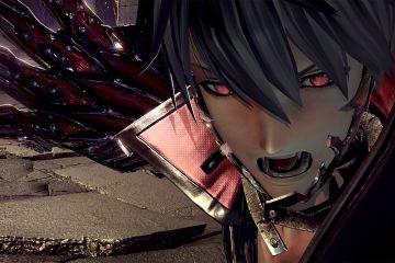 Дебютный трейлер Code Vein – постапокалиптический Dark Souls в аниме стиле