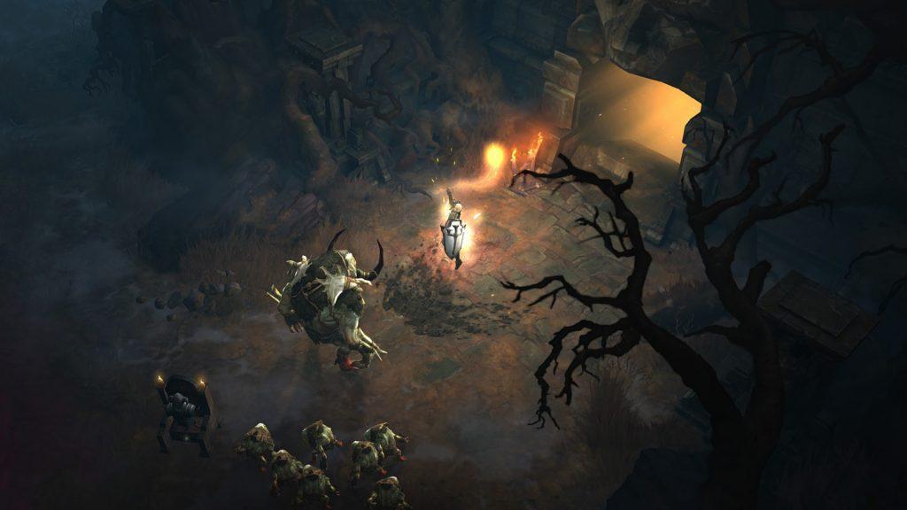 Diablo 4 должна была стать похожей на Dark Souls