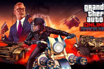 Для GTA Online вышло обновление «Arena War»