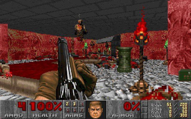 Doomba превращает ваш роботизированный пылесос в машину для создания карт Doom