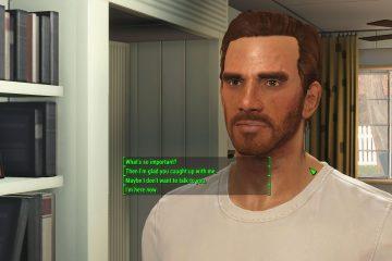 Мод для Fallout 4, который заменяет диалоговую систему в игре и добавляет соответствующие надписи