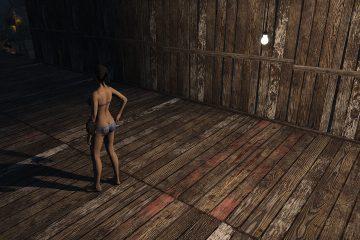 Мод для Fallout 4, который добавляет тени от всех источников света
