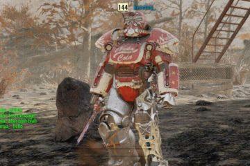 Мод для Fallout 76, который добавляет текстовый чат