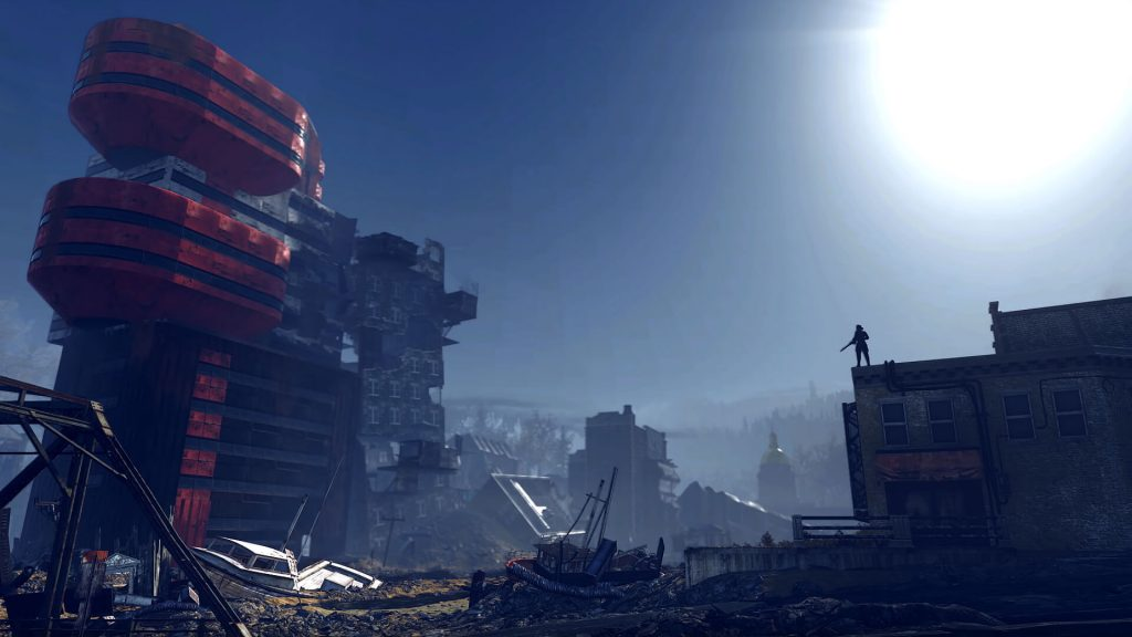 Обзор Fallout 76 — боль 76-го уровня
