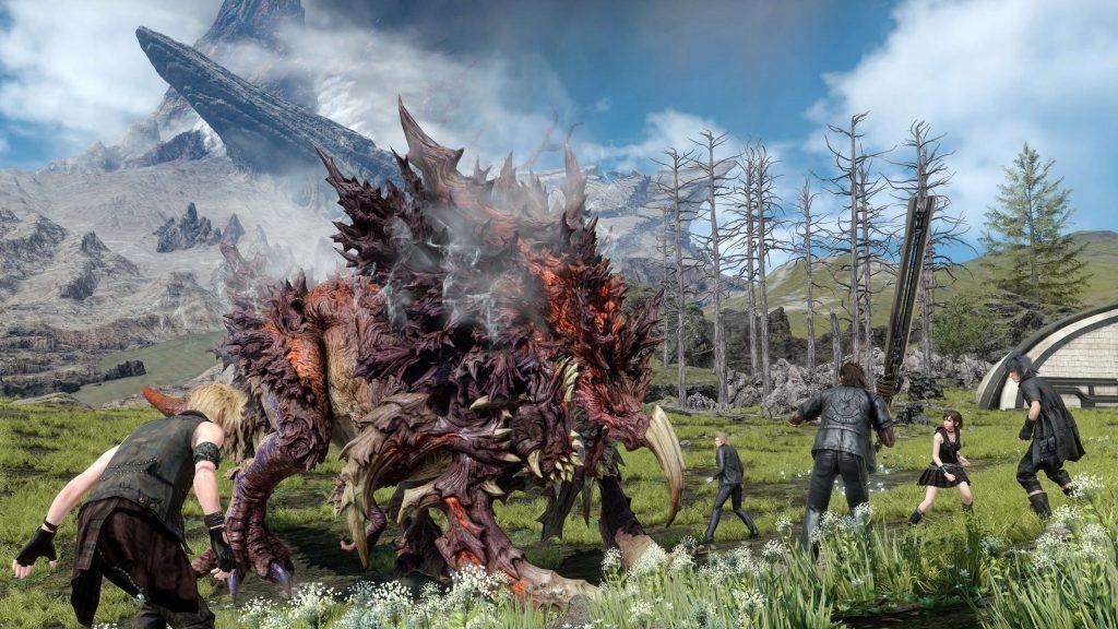 Final Fantasy XV на PC в техническом плане окажется лучше консольных версий