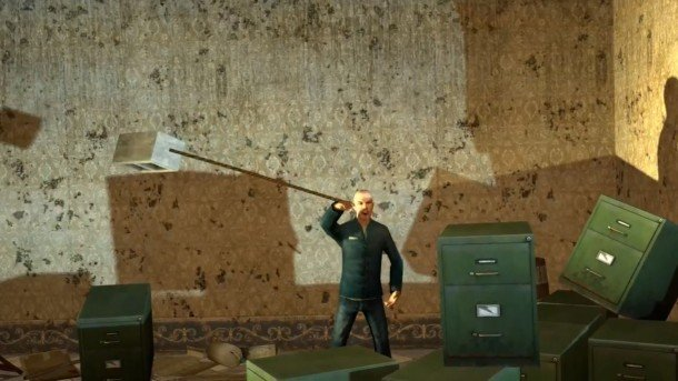 Garry's Mod и Kinect, рецепт безумия