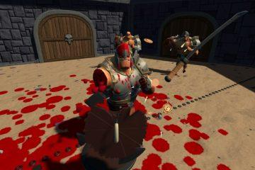 Gorn – до нелепого жестокий VR-боевик от создателей Broforce