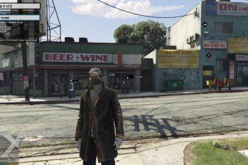 Возможности Watch Dogs перенесены в Grand Theft Auto 5 благодаря этому удивительному моду