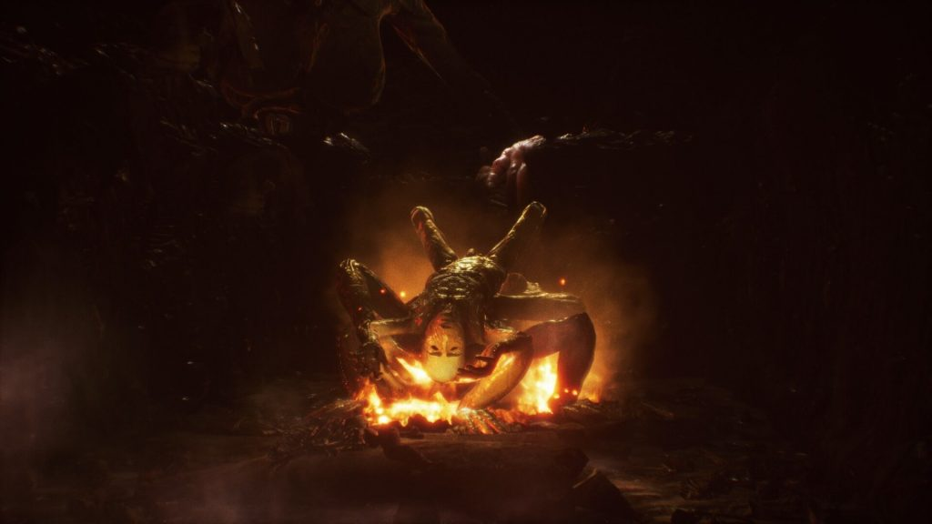 Хоррор-игра Agony слишком уж темная
