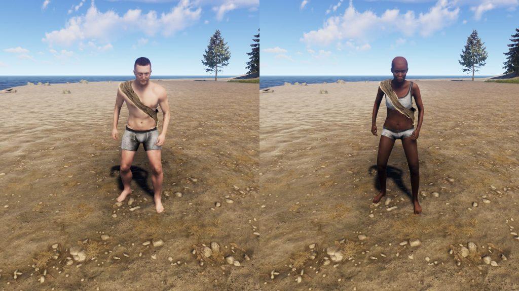 Игроки Rust получили нижнее белье и электричество