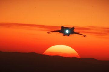 Игроки Star Citizen воссоздают сцены из Top Gun