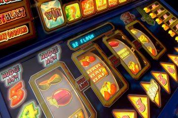 Игровые автоматы. История изобретения игровых автоматов