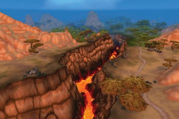 Пару слов в защиту самой кошмарной локации World of Warcraft