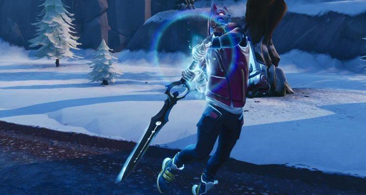 Infinity Blade в Fortnite сделают слабее