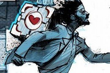 Комикс по Portal 2 выйдет завтра