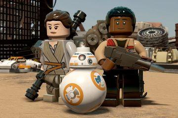 Забава для фанатов — обзор LEGO Star Wars: The Force Awakens
