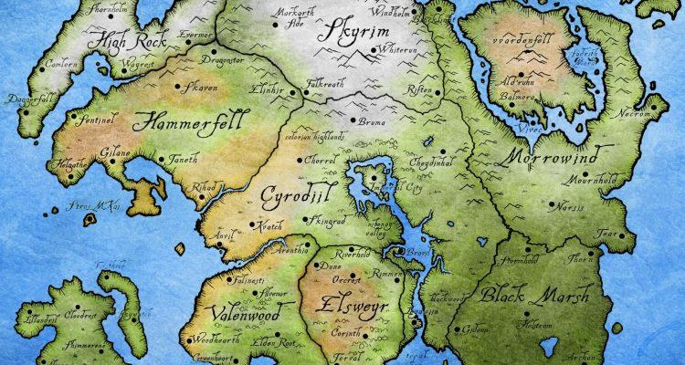 Самые главные события The Elder Scrolls