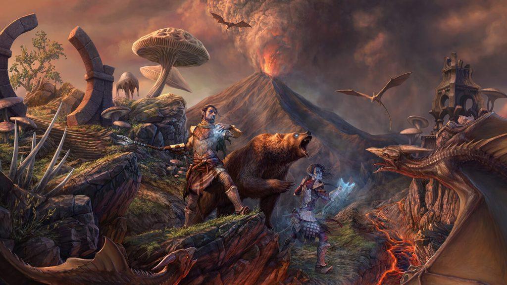 Главные события лора The Elder Scrolls