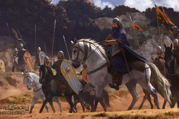 Встречайте Кальрадийскую Империю, одну из самых важных фракций Mount & Blade 2