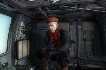 Мод для Metal Gear Solid 5, который позволяет вам сыграть за Оцелота из Metal Gear Solid 3: Snake Eater