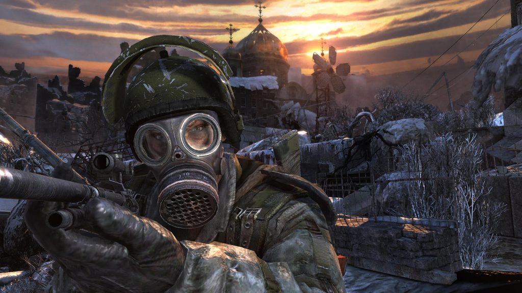 Фильм Metro 2033 был отменен из-за того, что сценарист хотел «американизировать» его