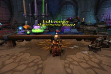 Межфракционное общение в World of Warcraft стало возможным благодаря чудодейственному зелью