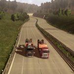 Многопользовательский режим Euro Truck Simulator 2 перешел на стадию открытой альфы