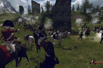 Сражайтесь за Наполеона в моде для Mount & Blade: Warband