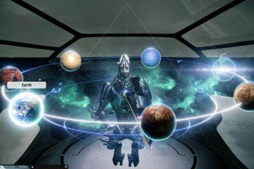 Необычные и интересные меню и интерфейсы в играх