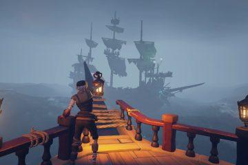 Новое бесплатное обновление Sea of Thieves добавляет зловещий туман и множество скелетов