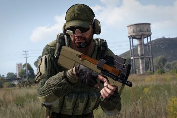 Новый игровой режим в Arma 3 под названием Warlords подразумевает собой крупномасштабное сражение за остров