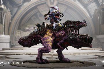 Новый персонаж Paragon зажжет на поле боя уже в следующий четверг