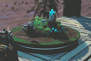 Обновление No Man's Sky добавляет на базу террариум с маленьким инопланетянином