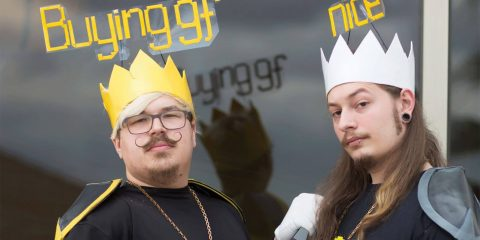 Лучший косплей с Oni-Con 2018