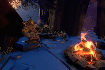 Outer Wilds, игра о космических путешествиях и лагерных кострах, переносится на 2019