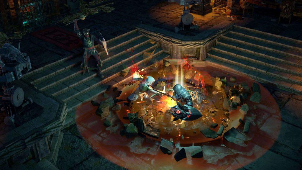 Path of Exile: Предательство, по сути, добавляет систему Nemesis из Shadow of Mordor